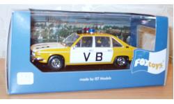 FOX018 Tatra 613 Veřejná bezpečnost