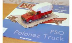 FSO Polonez truck, масштабная модель, 1:43, 1/43, DeAgostini-Польша (Kultowe Auta)