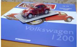 Volkswagen beetle фольксваген 1200