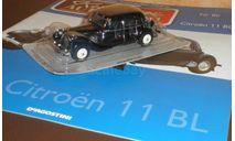 Kultowe Auta PRLu 090 Citroen 11 BL, масштабная модель, 1:43, 1/43, DeAgostini-Польша (Kultowe Auta), Citroën