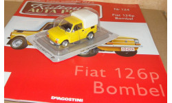 Fiat 126p Bombel Kultowe Auta PRLu