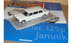Fiat 125p Jamnik Kultowe Auta PRLu