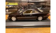 Mercedes-Benz CL500, Minichamps, 1:43, масштабная модель, scale43