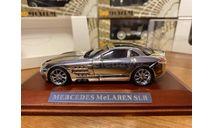Mercedes-Benz SLR, Altaya, 1:43, масштабная модель, scale43
