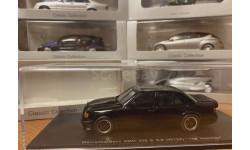 Mercedes-Benz W124 AMG, Spark, 1:43, масштабная модель, scale43