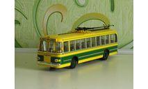 Троллейбус 'ТБУ-1', масштабная модель, ULTRA Models, scale43, ЗиУ