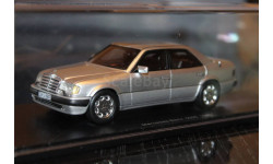 Mercedes-Benz 500 E W124 1986 года, масштабная модель, Spark, 1:43, 1/43
