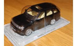 Range Rover Sport без журнала, масштабная модель, scale43, DeAgostini