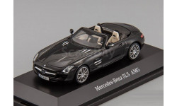 Mercedes SLS AMG Roadster R197 2011 года, масштабная модель, Mercedes-Benz, Schuco, 1:43, 1/43