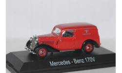 Mercedes - Benz 170V Kastenwagen ' Deutsche Reihspost ' 170 V, масштабная модель, 1:43, 1/43, Schuco, Mercedes-Benz