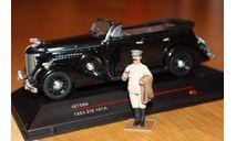 Фигурка Сталина из смолы 1/43 для Зис 110, фигурка, DiP Models, scale43