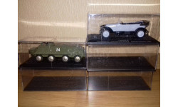 Продаю 4 бокса от моделей Altaya 1/43 (170 мм длина x 75 ширина x 68 высота)