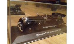 Mercedes-Benz 770 Convertible персональная машина Адольфа Гитлера 1/43