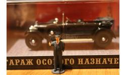 Фигурка Ленина В. И. (вариант 2) к модели Rolls Royce, масштабная модель, Rolls-Royce, DiP Models, 1:43, 1/43