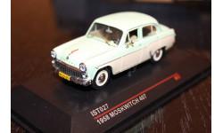 Москвич 407 1958 года IST027