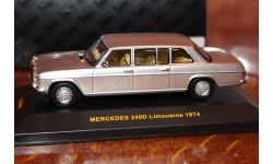 Mercedes-Benz 240 D Limousine 1974 W114 / W115, масштабная модель, IXO Road (серии MOC, CLC), scale43
