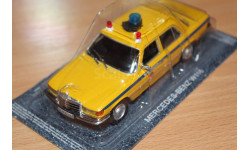 Mercedes 450 SEL W116 Полицейские Машины Мира