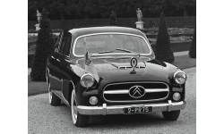 Citroen 15/6 Franay президента Франции Рене Коти 1955 года, масштабная модель, 1:43, 1/43, Norev, Citroën