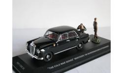 Mercedes 180 Холодная война replicars, масштабная модель, Mercedes-Benz, IXO, 1:43, 1/43