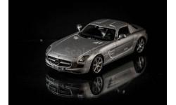 Mercedes SLS AMG суперкары журнальная серия 1/43 (без журнала)