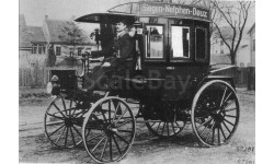 Mercedes Erster Benz - Omnibus 1894