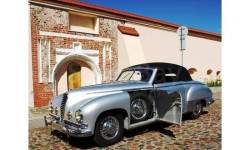 Mercedes-Benz 320 W 142 Wendler Cabriolet 1950 (closed)