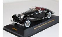 Mercedes - Benz 540 K Roadster 1936 г. IXO MUS001 Museum, масштабная модель, Mercedes-Benz, IXO Museum (серия MUS), scale43