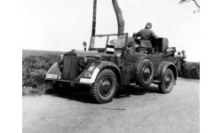Horch 901 Kfz 15 1941 года 1/43 Atlas, масштабная модель, 1:43