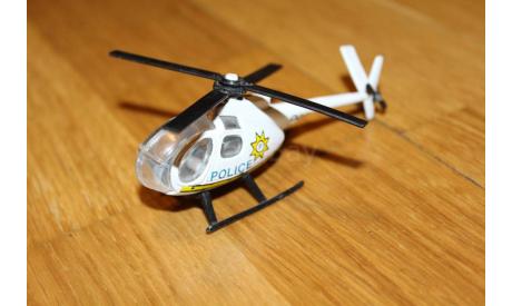 Вертолет 1/87 - 1/72 - 1/60, масштабная модель, Полицейские машины мира, Deagostini, scale43