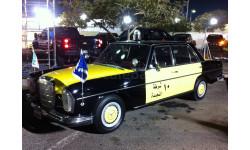 Mercedes W108 Полиция Кувейта