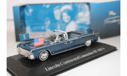 Lincoln Continental Limousine SS-100-X Kennedy