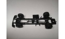 Рама ГАЗ 3307 Компаньон. Пластик., масштабная модель, scale43