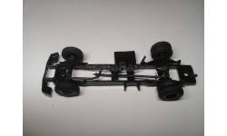 Рессоры передние ГАЗ 3307 Компаньон. Пластик., масштабная модель, scale43