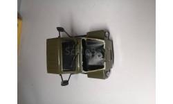 Остекление/стекло ГАЗ 3307 Компаньон. Пластик., масштабная модель, scale43