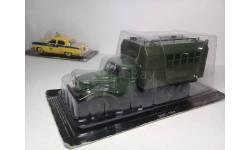 Масштабная модель автомобиля ЗИС 151 'Кунг'. 'Хаки'. 'АНС'. 1:43