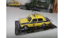 Масштабная модель автомобиля ВАЗ 2101 'Жигули', 'Лада' 'ГАИ'. 'Милиция'. 'Патрульный' АНС. 1:43., масштабная модель, Автомобиль на службе, журнал от Deagostini, 1/43