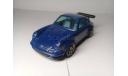 Модель автомобиля PORSHE 911. BURAGO. 1:43. Дефект. Засаленный кузов., масштабная модель, Porsche, BBurago, scale43