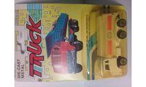 Машинка игрушечная. Из 'девяностых'. 1:43., масштабные модели (другое)