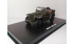 Масштабная модель автомобиля ГАЗ 67 Б. 1:43. SCHUKO. Состояние!