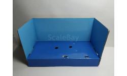 Вставка в коробку для моделей BAUER/HONGVWELL. 1:43.