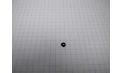 Кольцо прицепного устройства к масштабной модели автомобиля  КамАЗ 4310/43105. Пластик. 1:43.