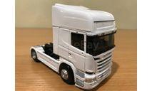 модель грузовика Scania Streamliner White, масштабная модель, Eligor, scale43
