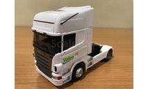 модель грузовика Scania R Valeo, масштабная модель, Eligor, scale43