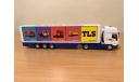 Модель грузовика IVECO EuroStar TLS, масштабная модель, Eligor, scale43