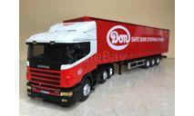 модель грузовика Scania 6x2 Eligor&SearchImpex, масштабная модель, scale43