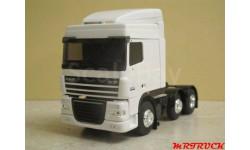 модель грузовика DAF XF105  Eligor, масштабная модель, 1:43, 1/43