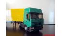 Модель грузовика IVECO EuroStar, масштабная модель, Eligor, scale43