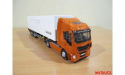 модель грузовика  IVECOS HI-WAY Eligor, масштабная модель, scale43