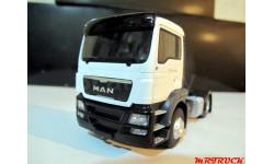 Модель грузовика MAN Tgs, масштабная модель, Eligor, scale43