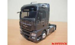 модель грузовика MAN  TGX XXL Grafit Eligor, масштабная модель, scale43
